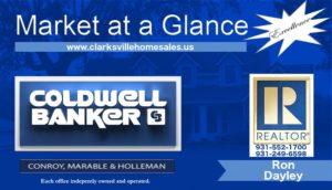 List your home with Ron Dayley in Clarksville TN.