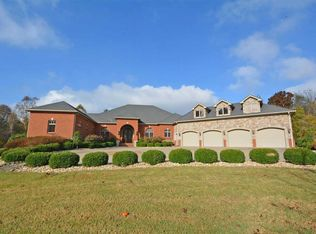 Homes of the rich in clarksville tn and surrounding areas for Clarksville tn home builders