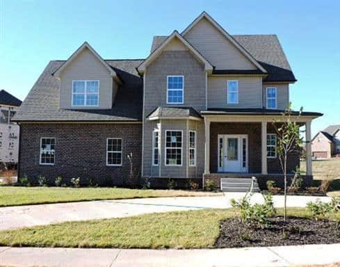 8 easthaven clarksville tn 37043 clarksville tn homes for Clarksville tn home builders