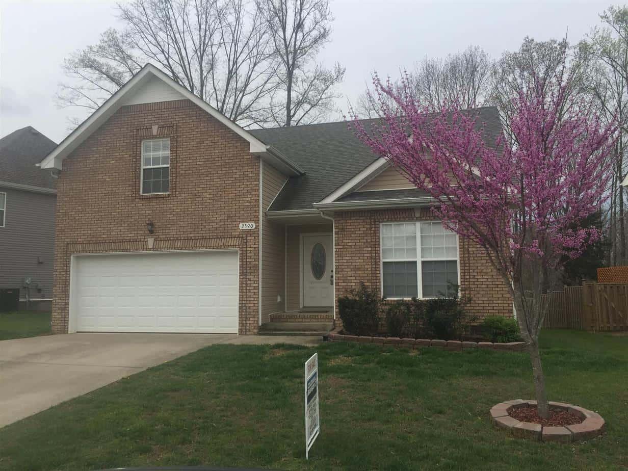 2590 alex overlook way clarksville tn 37043 homes for for Home builders clarksville tn