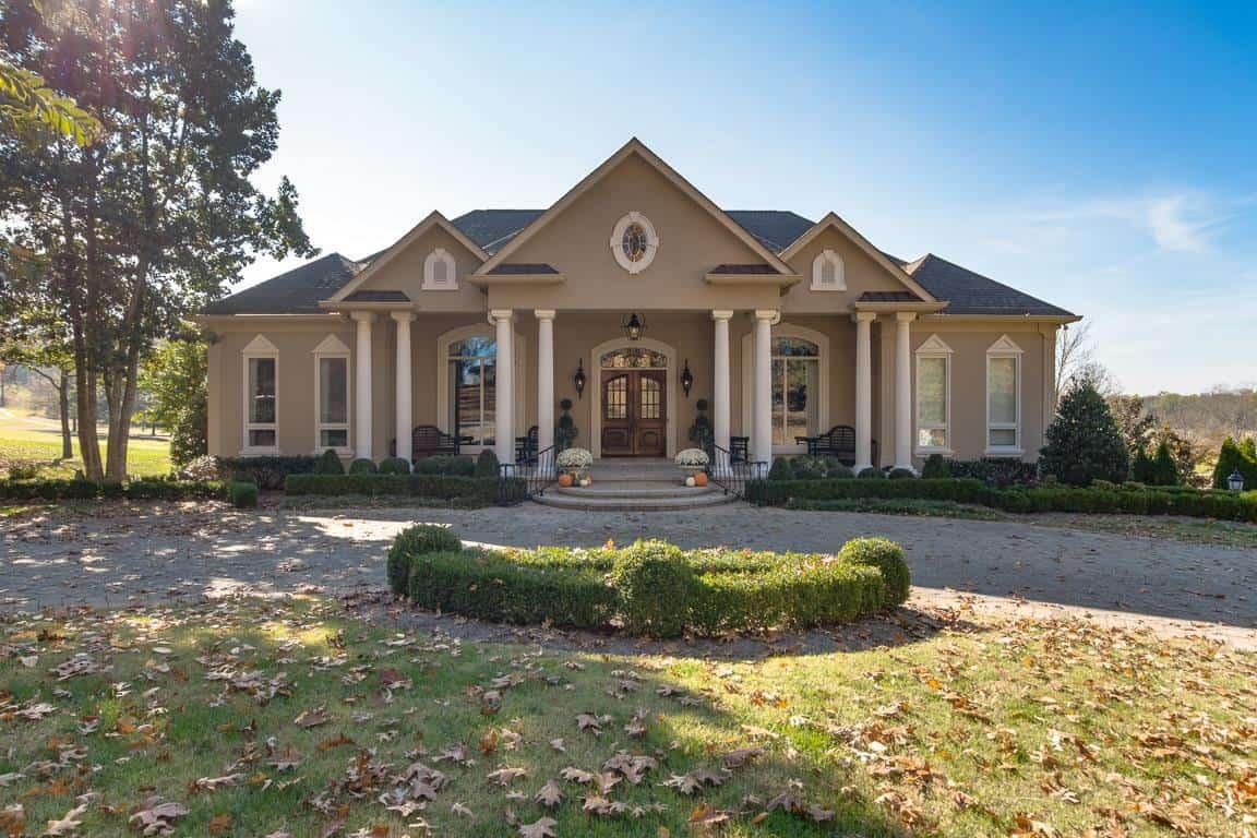 Luxury homes clarksville tn ron dayley realtor for Home builders clarksville tn