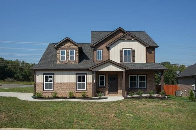 Super Eagles Bluff Clarksville Tn New Homes Close To Everything Home Interior And Landscaping Eliaenasavecom