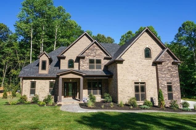 Reda estates homes for sale in clarksville tn for Tennessee home builders